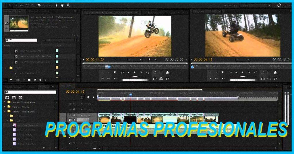 Programas para editar videos: Crea y Edita desde tu ordenador