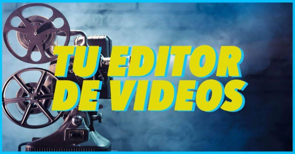 ¡Encuentra el mejor editor de video para ti!