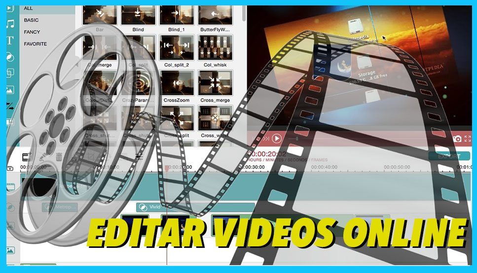 Editor de videos top programas y aplicaciones para tus for Paginas para disenar