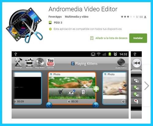 aplicacion para hacer videos gratis