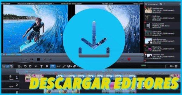 Dónde descargar un editor de vídeos de...
