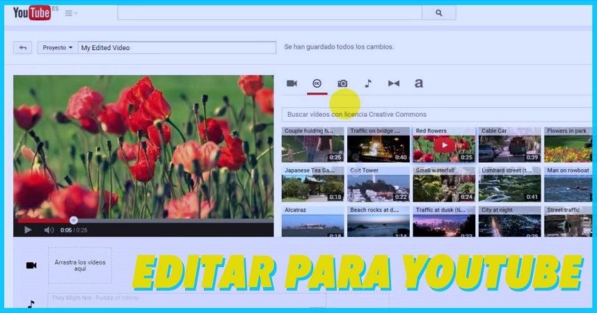 como hacer videos en youtube