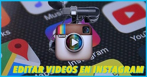 Aplicaciones para hacer videos y subirlos a Instagram