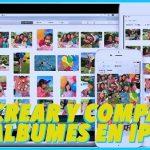 Cómo crear un álbum de Fotos y Vídeos en iPhone y compartirlo