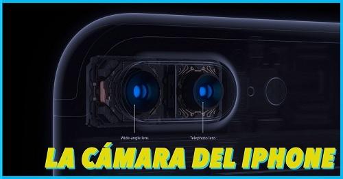 como funciona la cam iphone