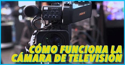 controles en una cam de tv