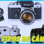 Los diferentes tipos de cámaras Digitales