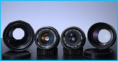 conceptos para elegir lentes