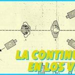 La continuidad: El Rácord, El eje de cámara y el eje de acción